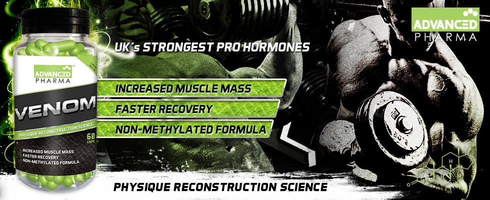 Pro Hormone Advanced Pharma - Venom